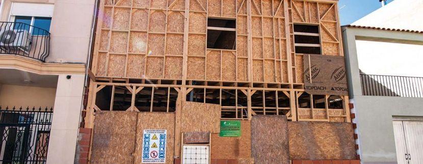 casas de madera urbanas | Casas Carbonell