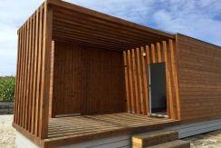 casa moderna prefabricada Helena 88