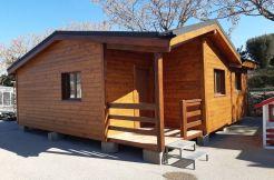 Casa de madera usada Calatis