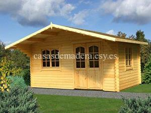 casa de madera 5 300x225 - Casas de madera Italfrom 19m2