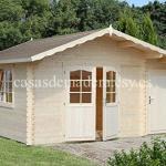 Casas de madera Italfrom 14m2