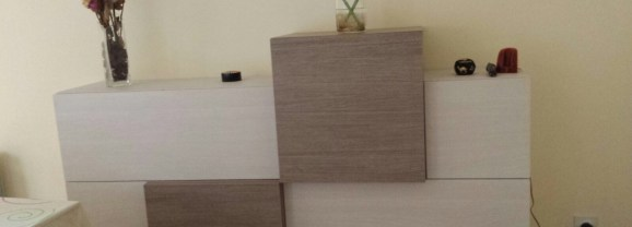 Mueble salón y aparador