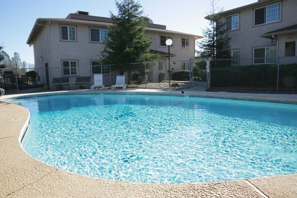 Casa Serena pool