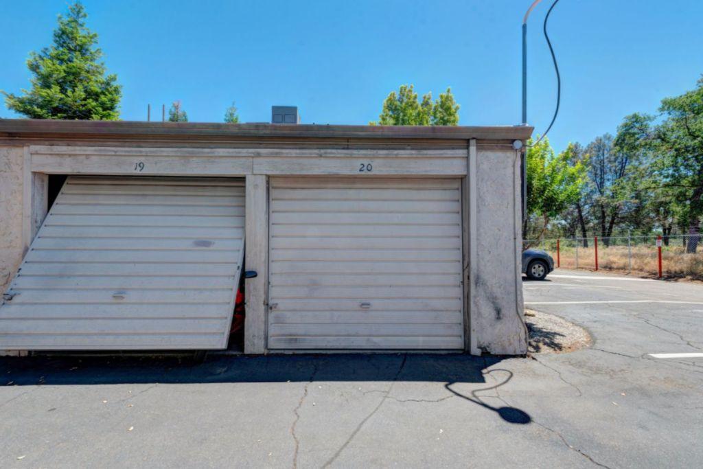 - Unit #20 Garage Space
