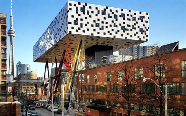 Sharp Centre for Design, Καναδάς