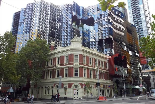 Swanston Academic Building, Αυστραλία
