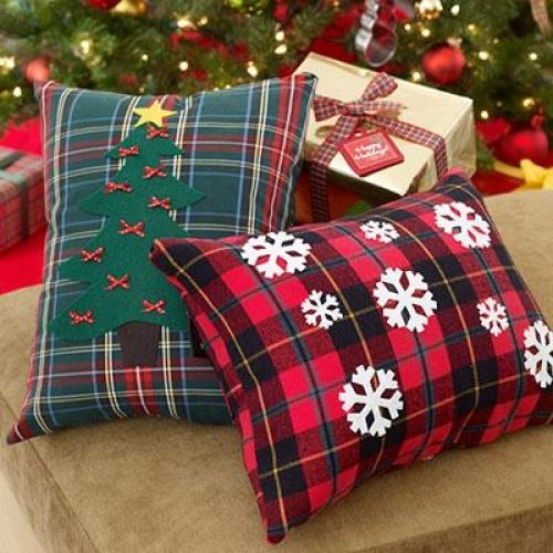 plaidpillows