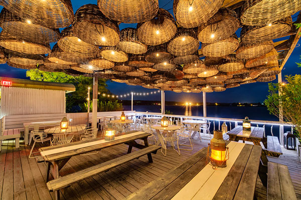 12. Surf Lodge Restaurant, Montauk, Νέα Υόρκη