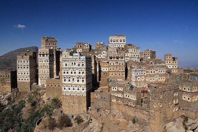 Altos edificios en la Edad Media Te los enseamos