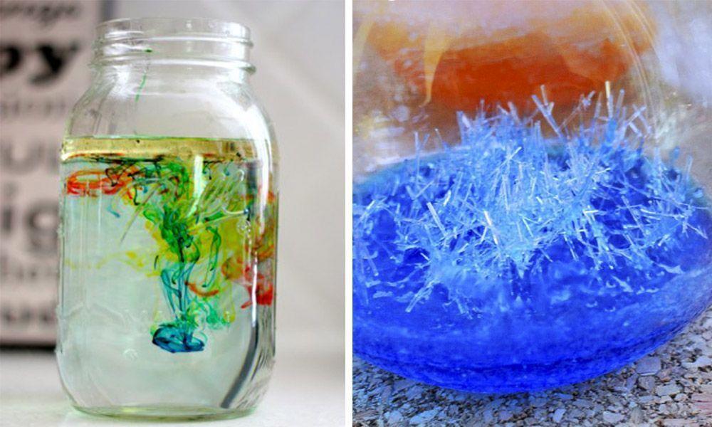 10 experimentos cientficos perfectos para hacer con los