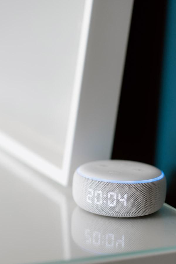Smart home Alexa Amazon Echo Dot