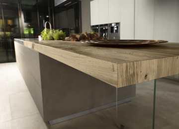Piano Cucina Cemento | Piano Cucina In Cemento Cool Piano Di Lavoro ...