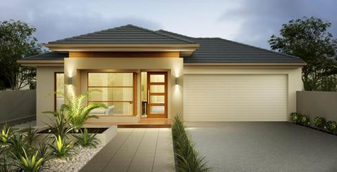 casas fachadas piso fachada casa planos minimalistas estilo americano modelos modernas planta bonitas americanas sencillas garaje viviendas pisos solo um