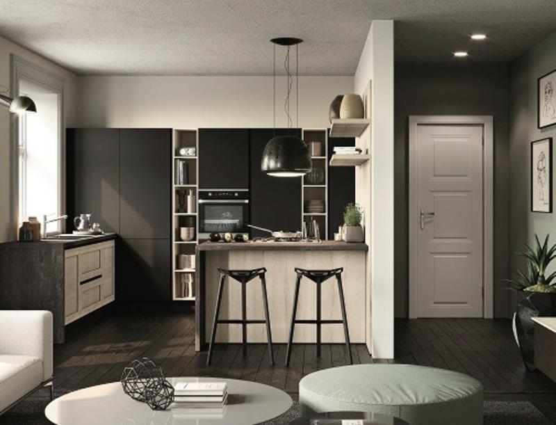 Il soggiorno con cucina a vista è una soluzione che piace sempre di più e che da alcuni anni troviamo in. Soggiorno E Cucina A Vista I Mobili Giusti