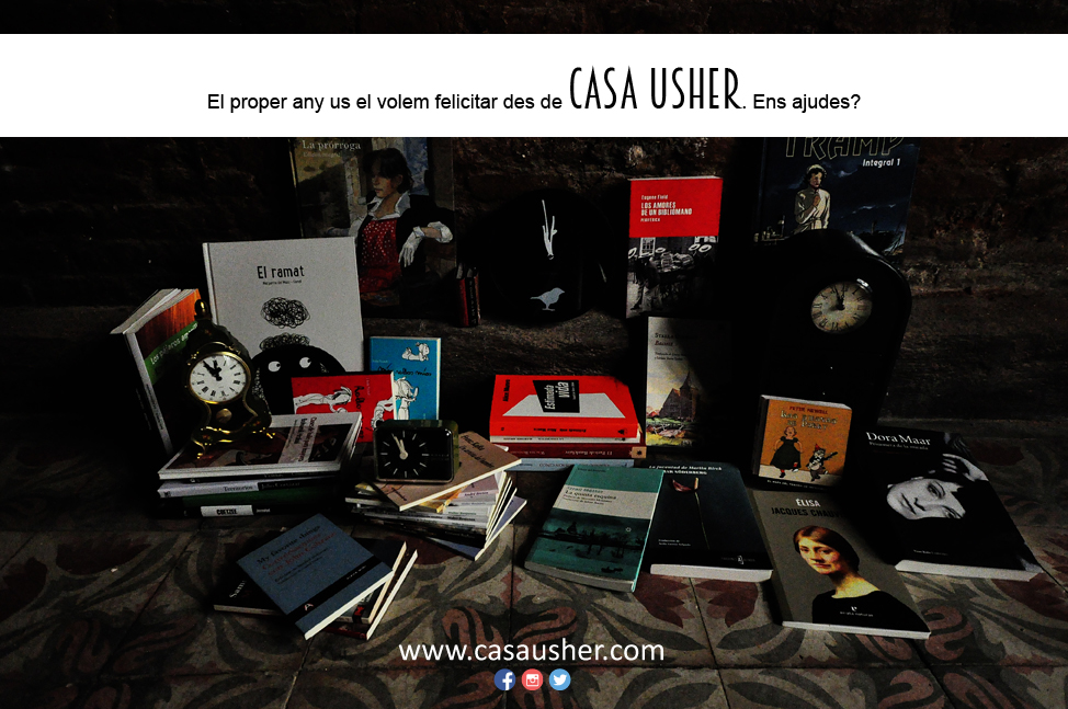 Llibreria Casa Usher Barcelona