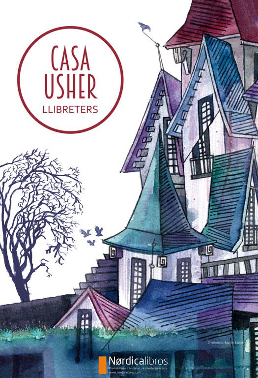 Casa Usher  Casa Usher Llibreters