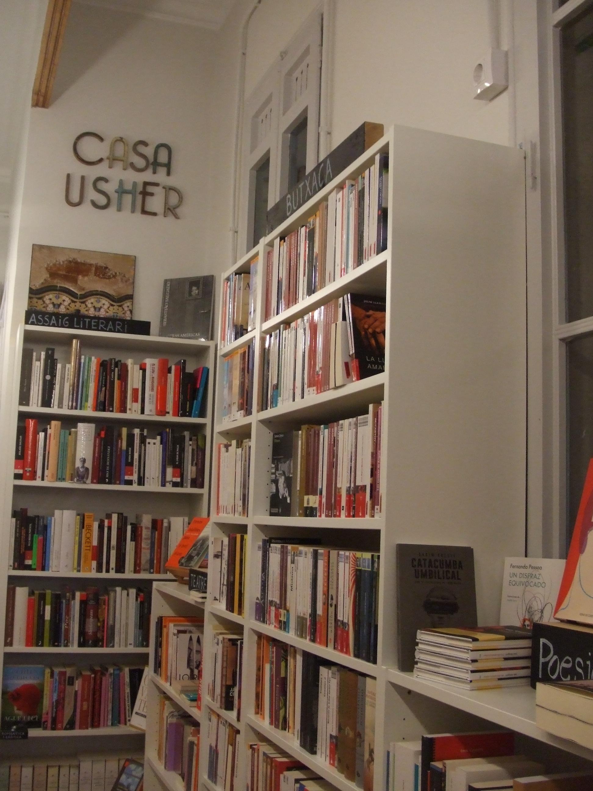 2015  Casa Usher Llibreters