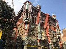 Introducing Casa Vicens Project Cercle Guimard