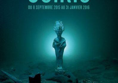 CITÉE ENGLOUTIE D'HERACLEION – BIENTÔT L'EXPOSITION DE 15 ANS DE FOUILLE