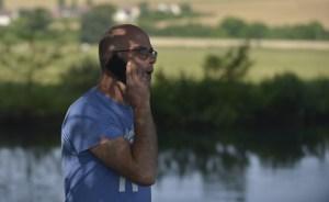 Marc, membre du Casavo a temps partiel, qui s'aperçoit qu'il n'a pas de réseau ...