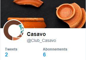 LE #CASAVO PRÉSENT SUR TWITTER