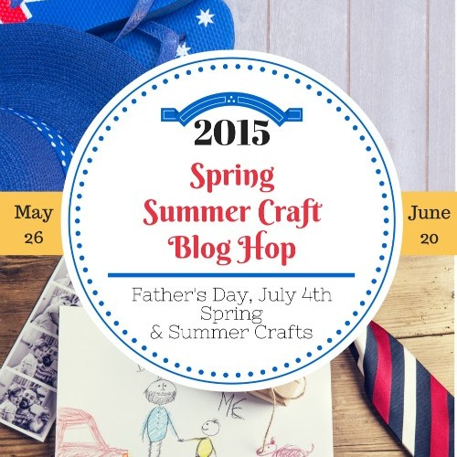 Spring and Summer Craft Blog Hop