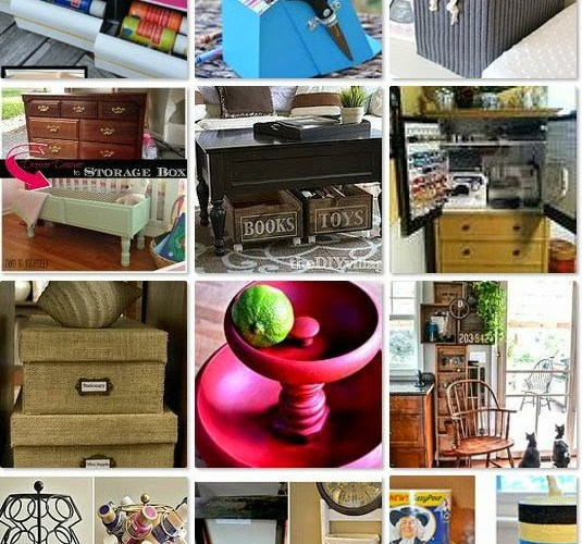 16 Brilliant Upcycled Storage Solutions