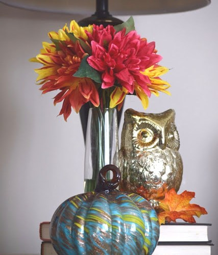 5 Ways to Transition Your Home For Fall with Big Lots!