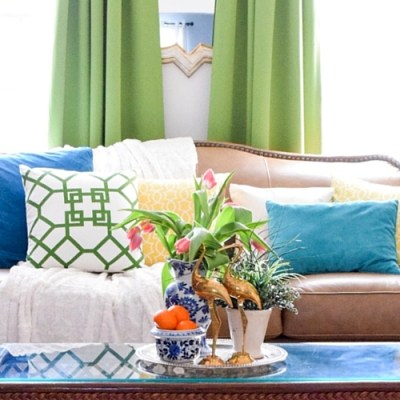 Spring Fling Eclectic Home Tour