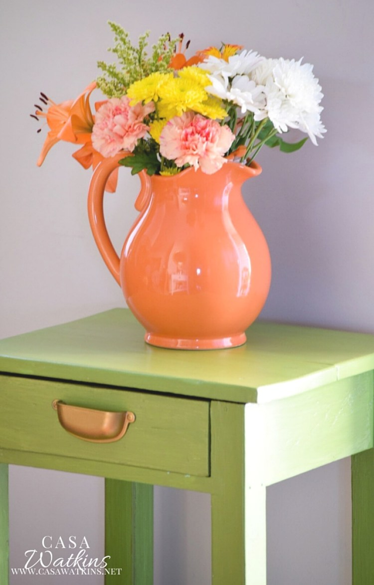 End Table Makeover