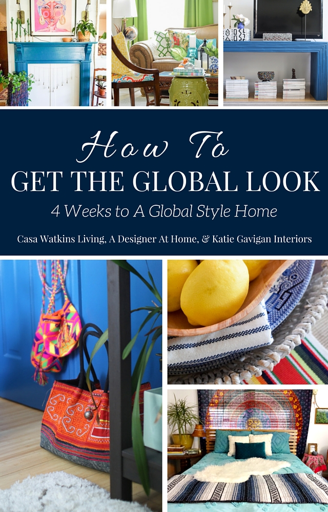 How to get the global look in 4 weeks