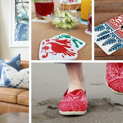 10 Great Global Red, White, & Blue DIY Projects