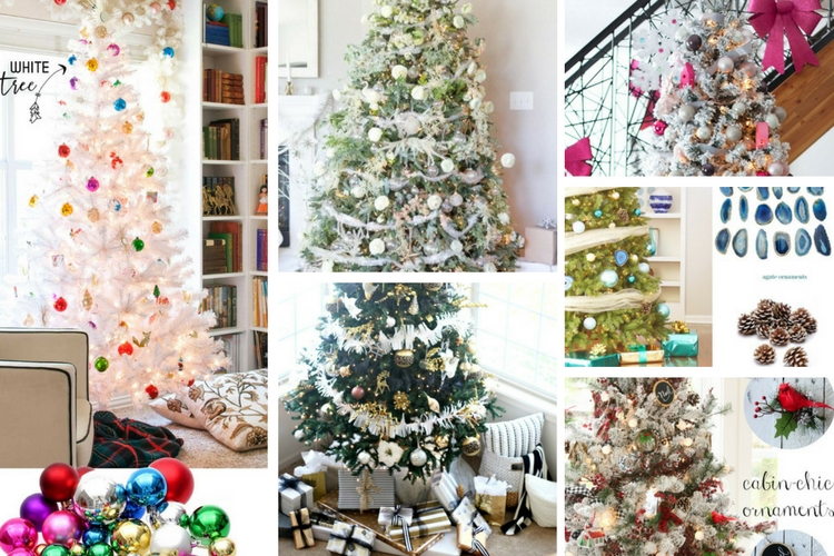 27 Incredibly Decorated Christmas Trees