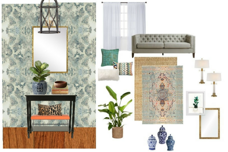 New Year New Room Living Room Refresh…Plan D