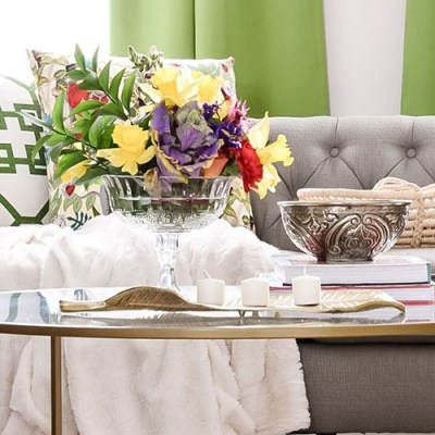 Global Style Spring Home Tour