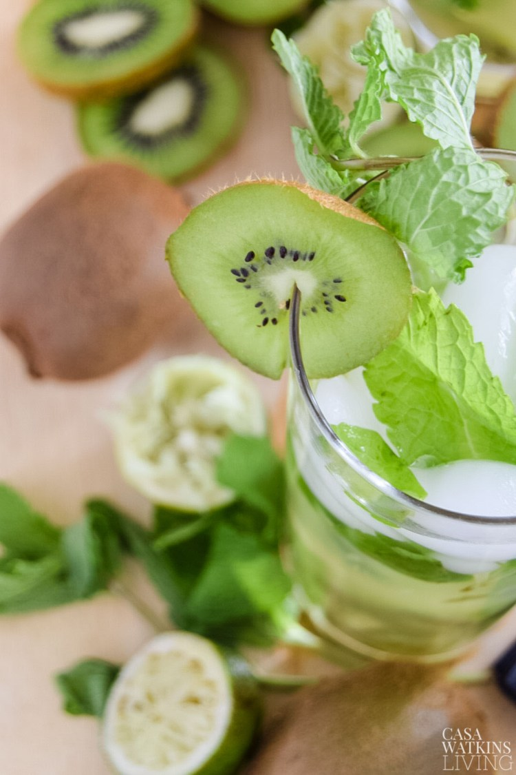 best kiwi lime mojito recipe