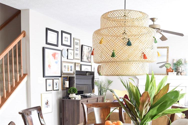 DIY Ikea Lamp Makeover Ideas