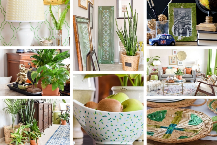 20 Ways To Decorate With The Color Green