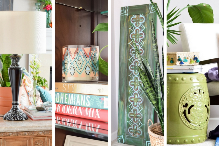 10 Global Style DIY Projects and My DOMINO magazine nomination!