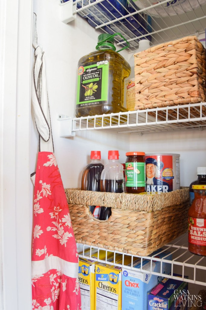 quick pantry makeover ideas