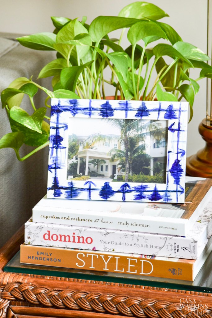 how to make shibori pattern with paint