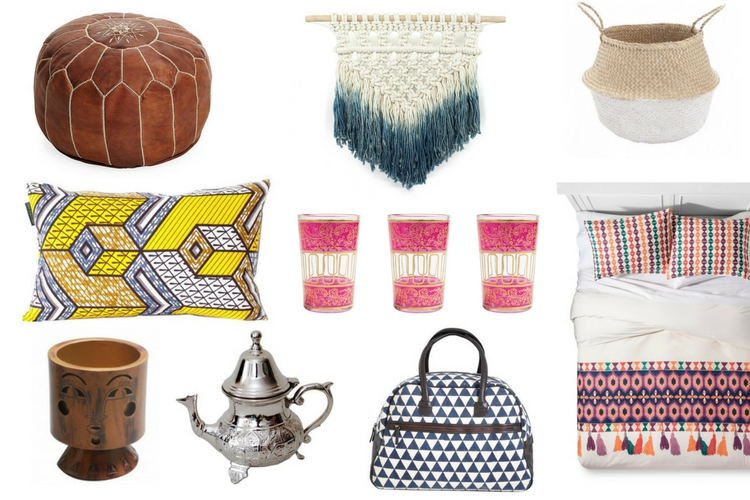 20 Global Bohemian Gifts For The Hard To Shop For