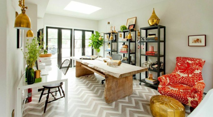 Genevieve Gorder Global chic Office