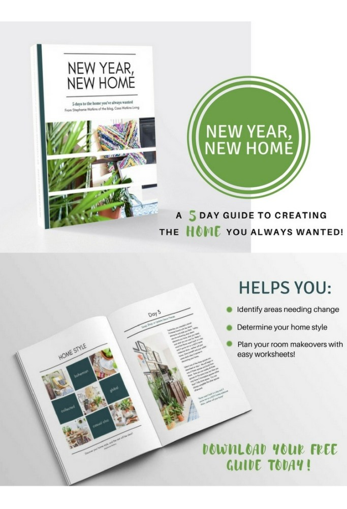 new year new room ebook for home makeover