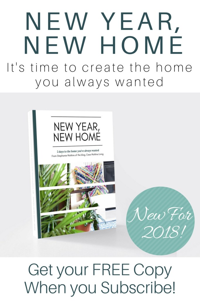Free eworkbook to makeover your home