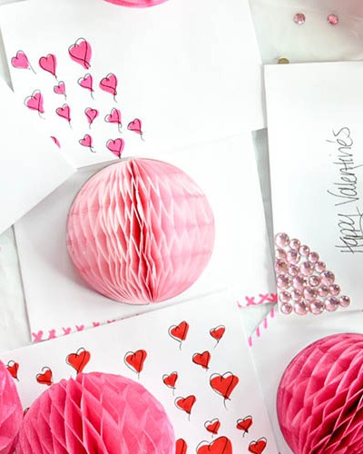 DIY Valentine's Day Envelope Ideas