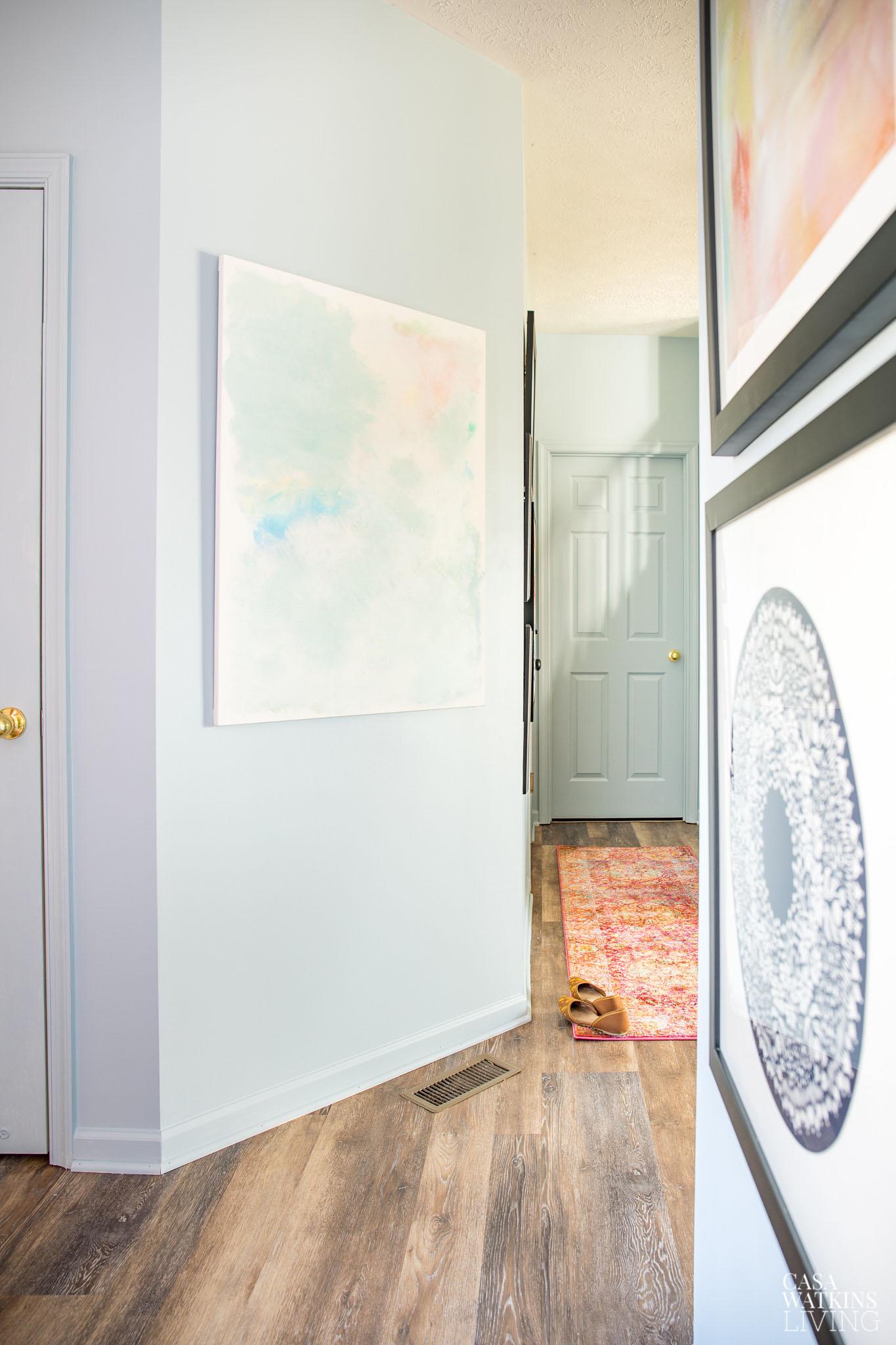 entryway-art-ideas - Casa Watkins Living