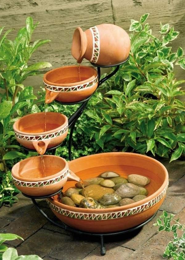 Jardinera y paisajismo con estilo para su jardn