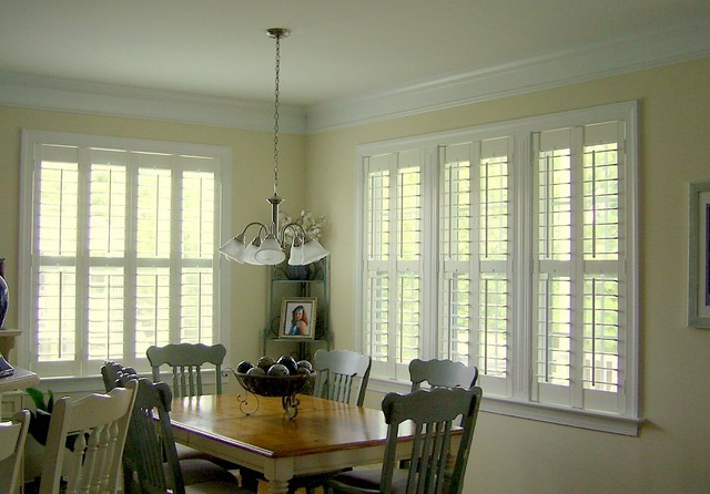 Dining Room Curtains Gray