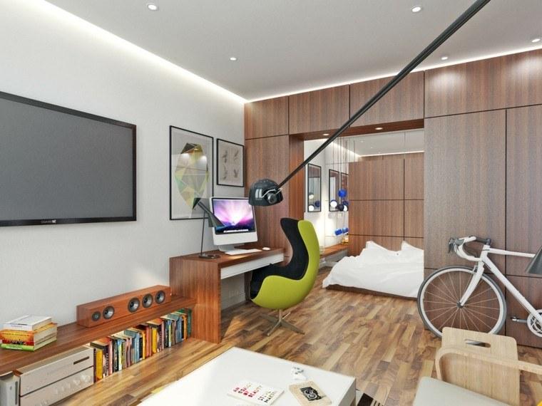 Apartamentos pequeos 2 ideas inspiradoras de diseo interior